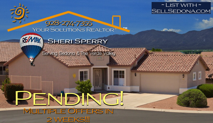 Sheri Sperry ReMax Sedona Listings & Buyers
