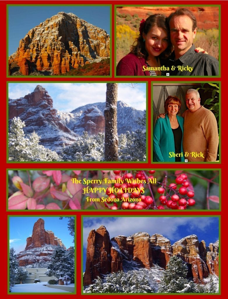 Sell Sedona Wishes you a Merry Christmas!