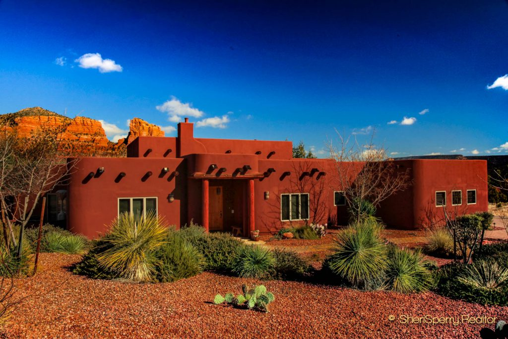 Sun Up Ranch Sedona Luxury Home Sheri Sperry Realtor SOLD