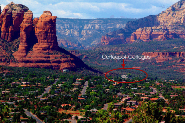 cabins arizona for houses forest sedona resort rent pic treehouse az cozy in cabin cheap