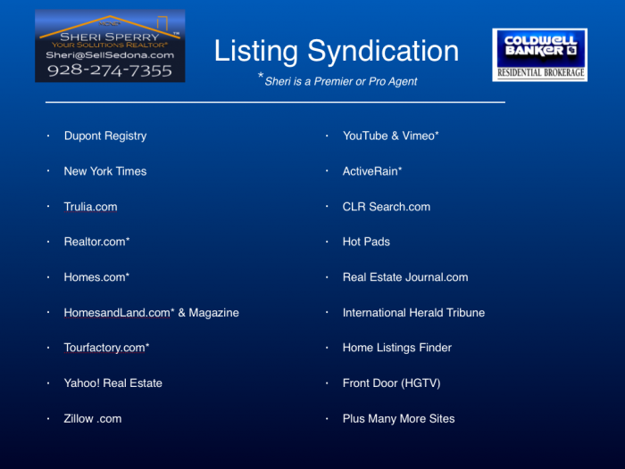 2-Listing Syndication