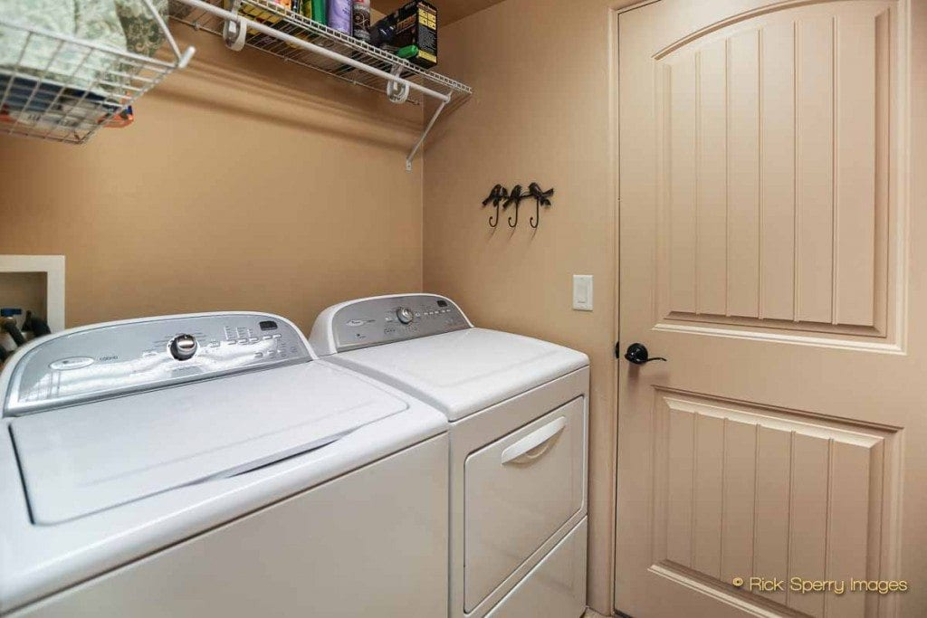 Homes with Laundry Rooms