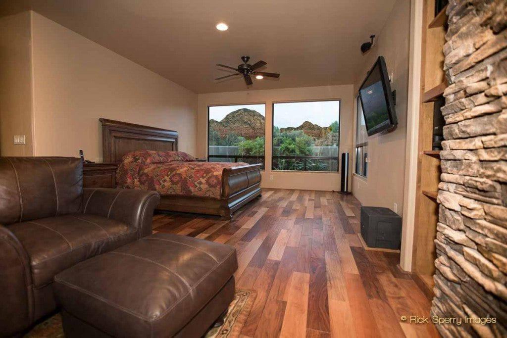 West Sedona homes with Master Suite