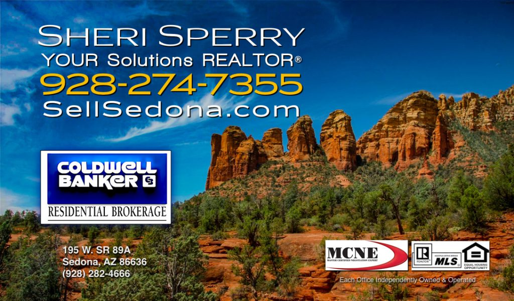 Coldwell Banker Sales Associate Sheri Sperry