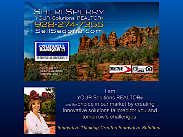 Sheri Sperry Your Solutions Realtor