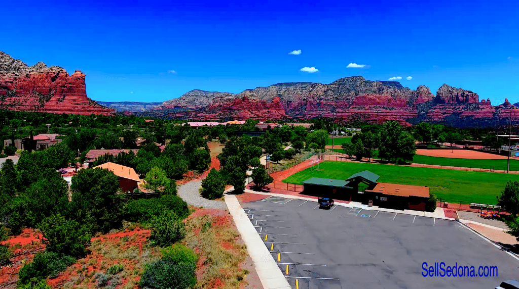 Sedona Posse Grounds Park Land for Sale