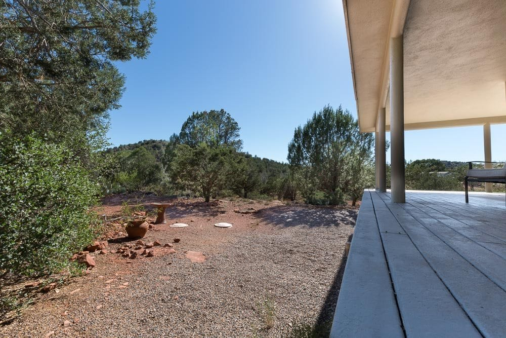 Sedona homes for sale with privacy