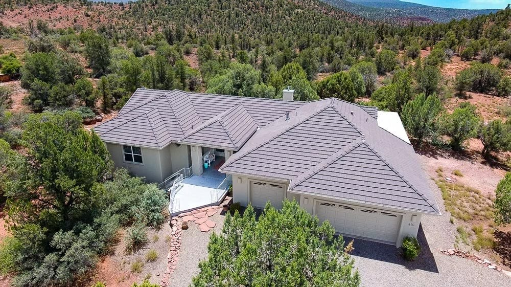 Sedona homes for sale with 3 car garage