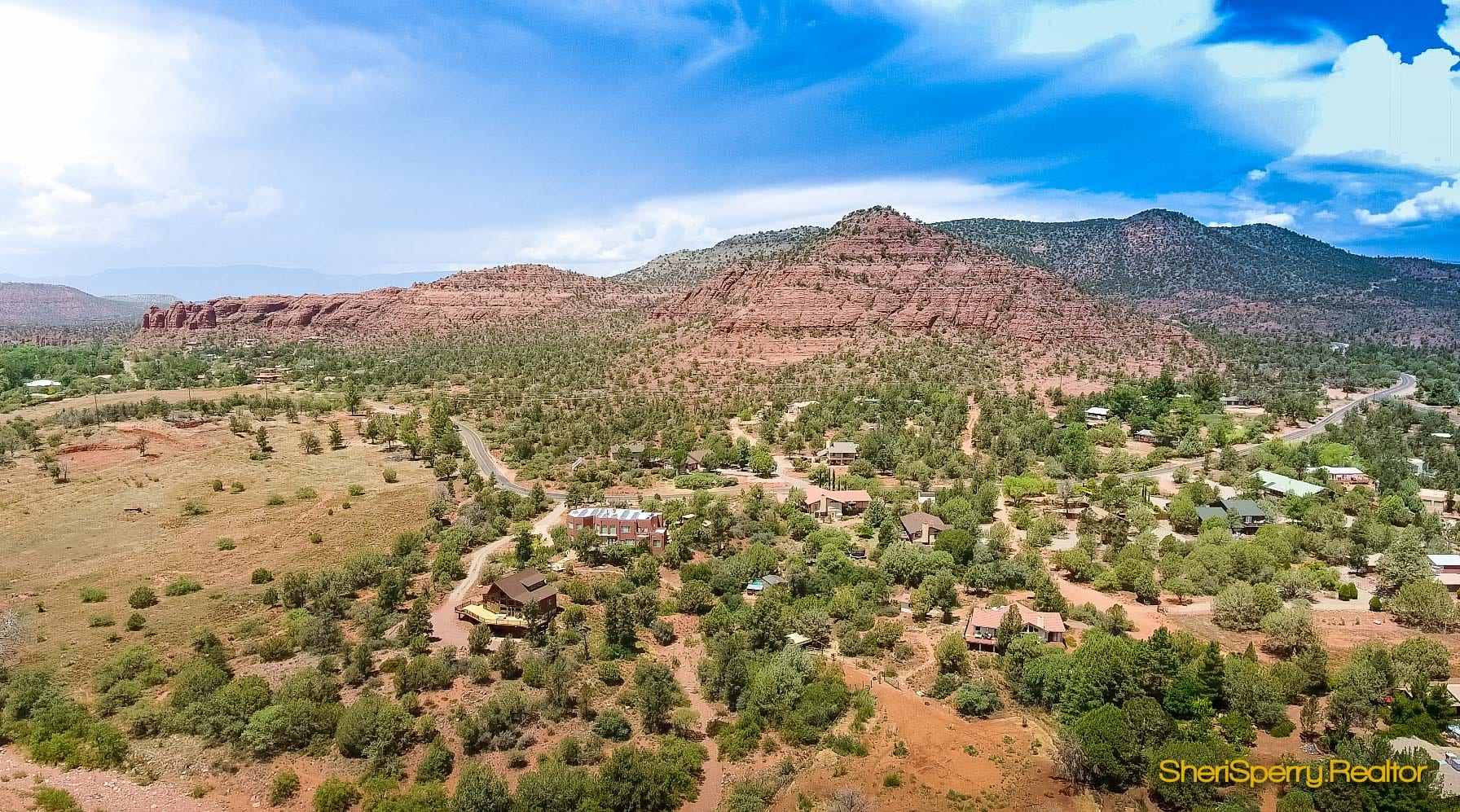 Lovers Knoll Sedona on Weather Page Springs Az
