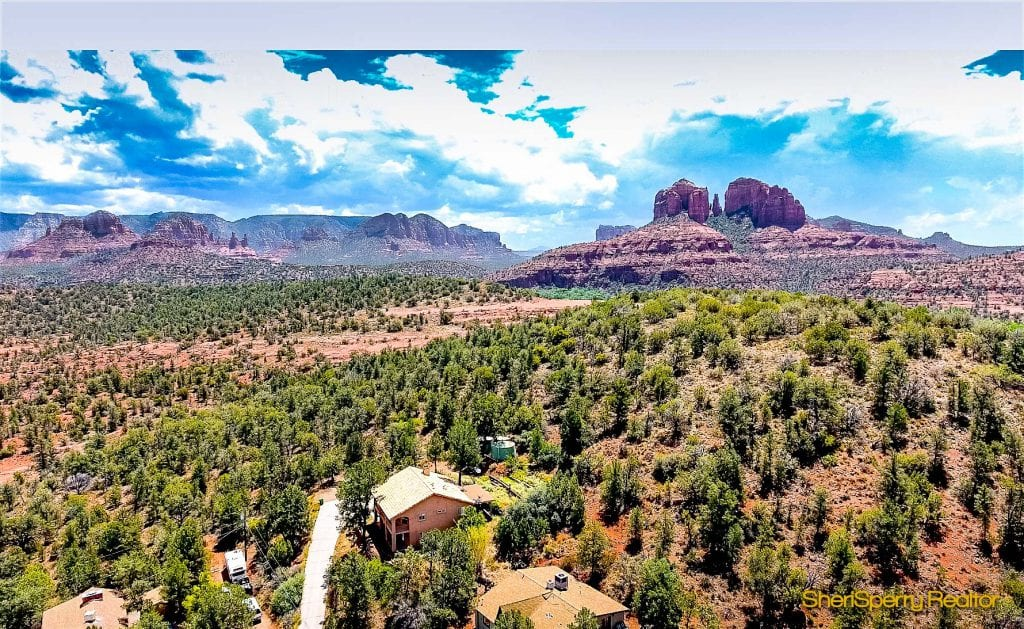 Buy or Sell Sedona red rock view homes