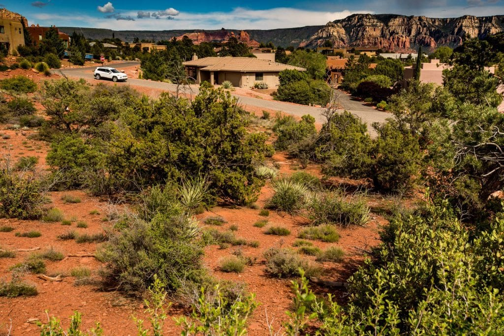 Crimson View land for sale West sedona
