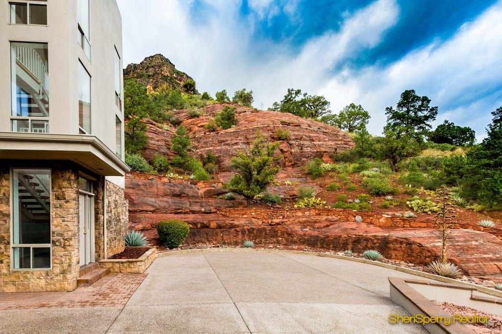view Homes for sale Oak Creek Canyon Sedona Az 86336