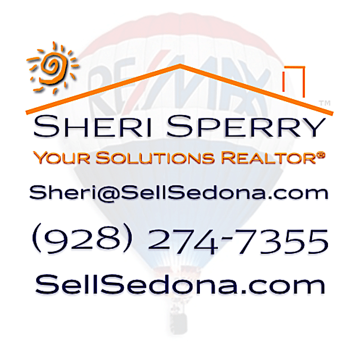 Sheri Sperry Sedona Real Estate Agent & Sellsedona.com