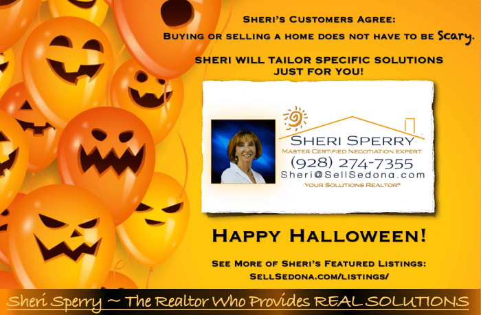 Buying Or Selling Real Estate Doesn't Have To Be SCARY…!