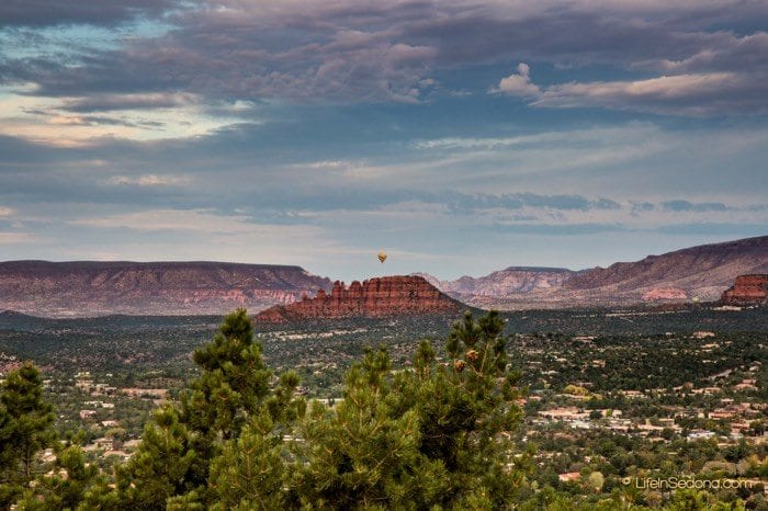 Hot Air Balloons West Sedona real estate