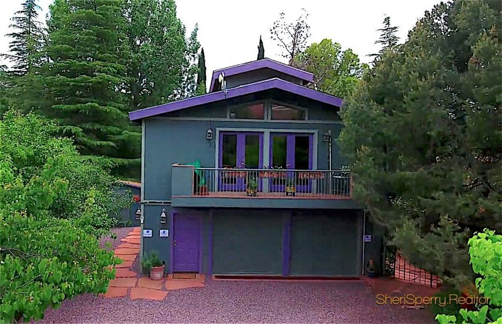 Sedona artist community - Pine Valley