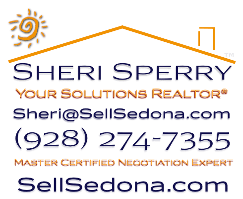 Sedona Realtor Sheri Sperry