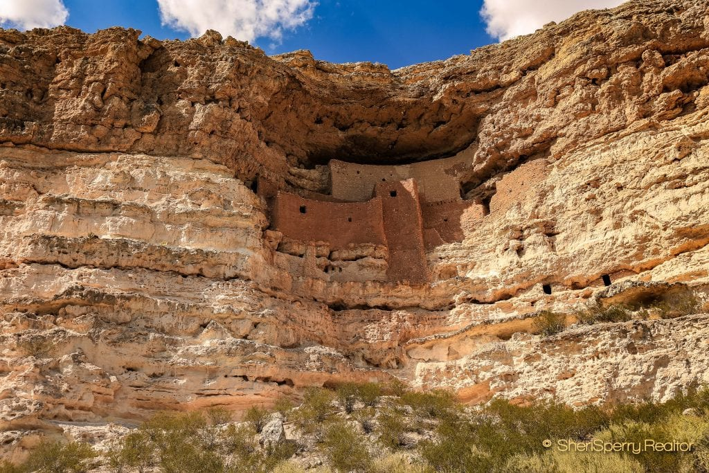 Montezuma's Castle Sedona real estate