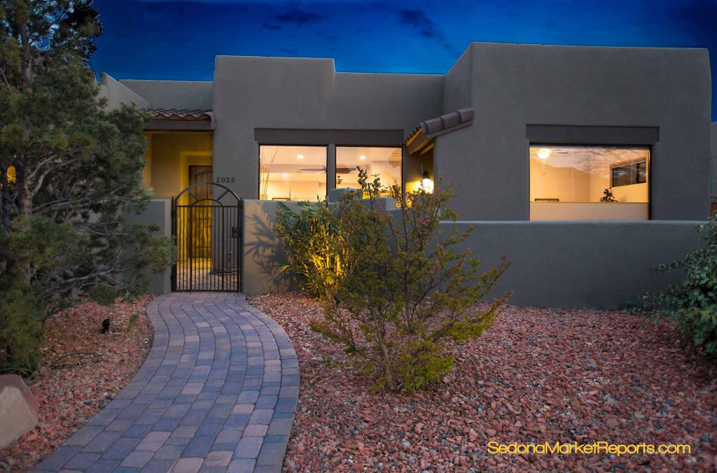 Sedona AZ ~ February Market Report ~ 2017