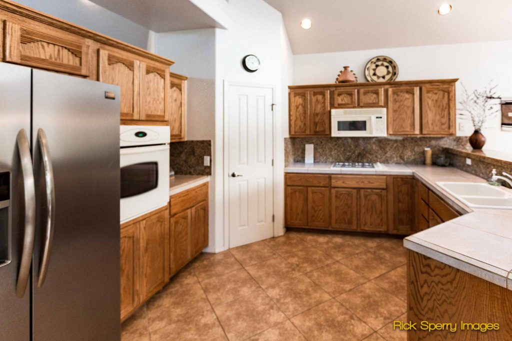 efficient Kitchen Sedona home for sale