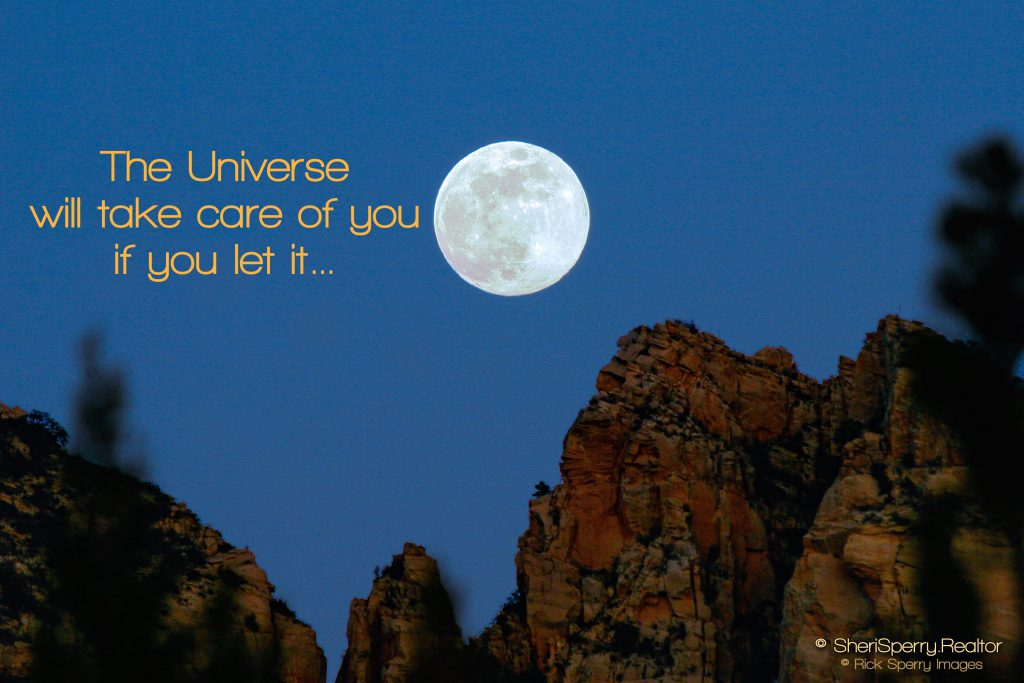 pink moon List your sedona home with Sheri Sperry