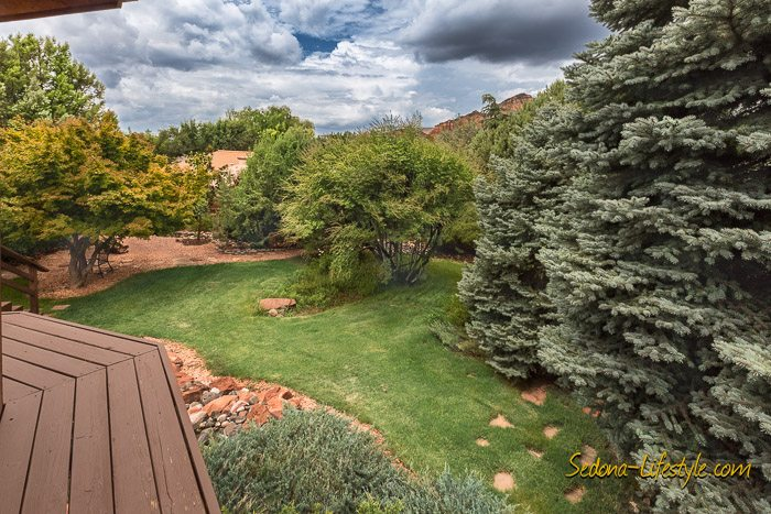 West Sedona home for sale Multiple Decks and Sitting Areas