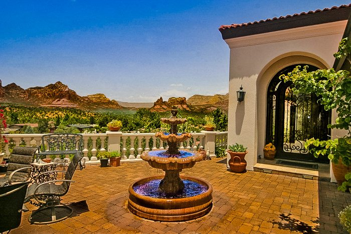 Luxury Sedona homes for sale
