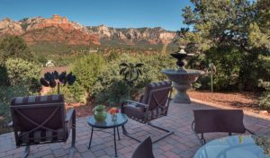 Custom Built Sedona home for sale with red rock views
