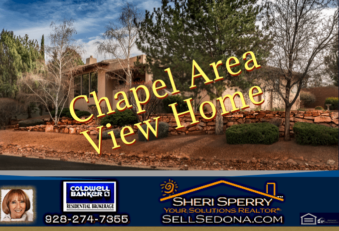 Chapel Area Homes for sale Sedona