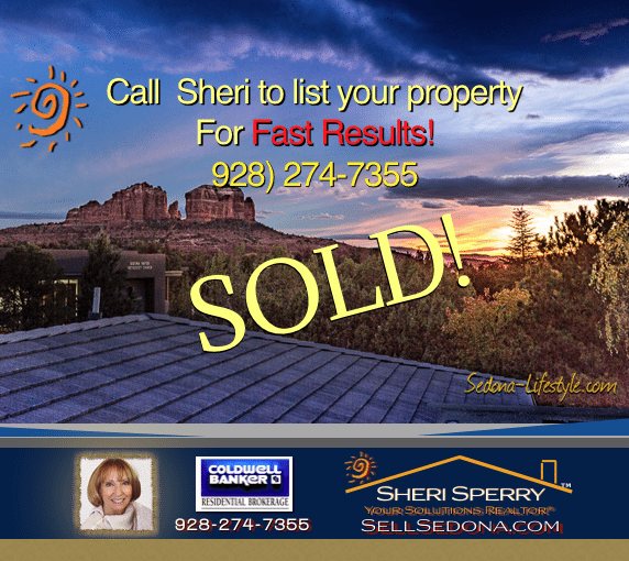 Another Chapel area Home SOLD 130 Indian Cliffs Sedona AZ homes for sale