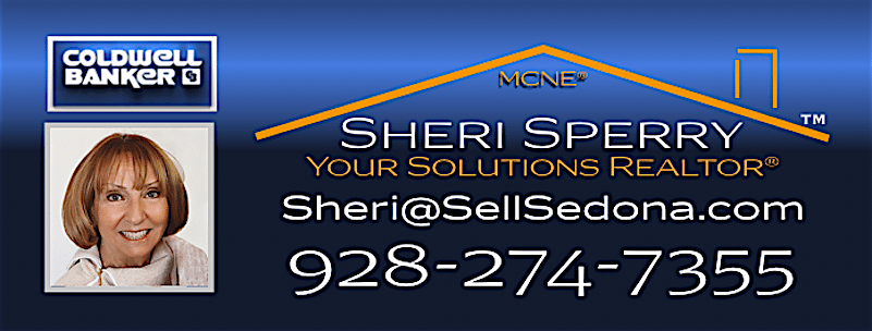 Sheri Sperry Top Sedona Real Estate Agent Realtor