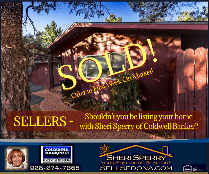 Sheri Sperry Top real estate sellers agent