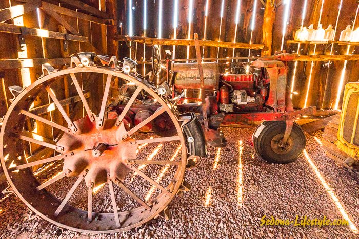 Sedona farm equipment