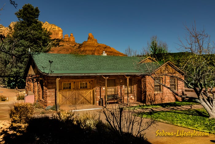 A Pictorial of Sedona Local Heritage & Majesty on America's Birthday