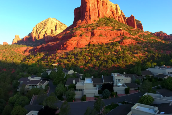 Cottages At Coffeepot ~Sedona AZ~ A Closer Look At A Luxury Gated Town House Community – Update January 2017