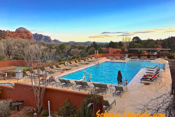 Sedona Weather – January 2018 – Warmest In 9 Years!