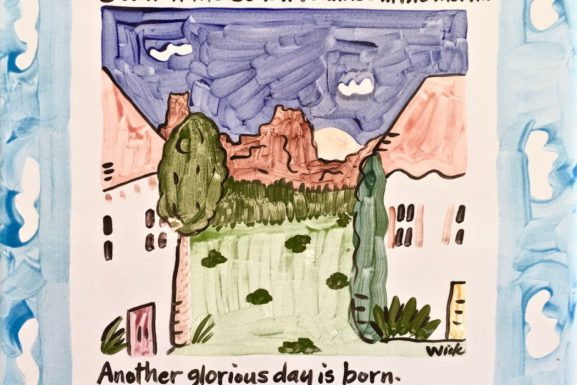 "What is ""Plein Air Painting""? Enjoy The Annual Sedona Plein Air Festival ~ An October Event ~ Don't Miss It!"