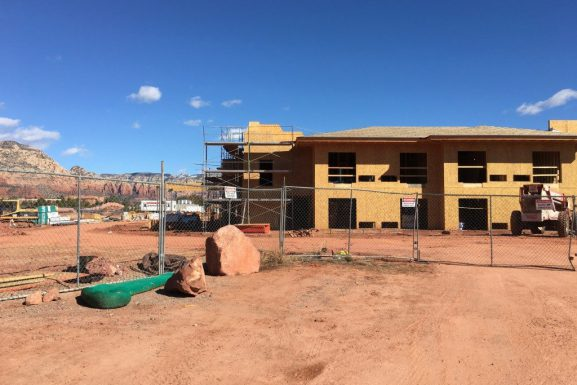 Marriott Courtyard Coming to Sedona ~ July