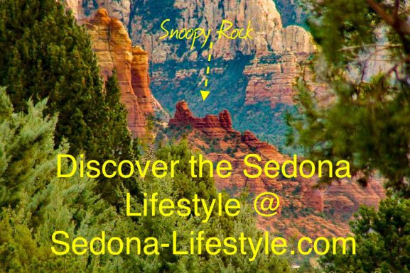 Sedona Northern Lights – USA's Largest 3D Natural Canvas Projection Show