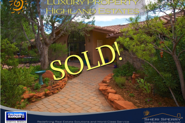 265 Red Rock Drive, Highland Estates, Sedona 86351