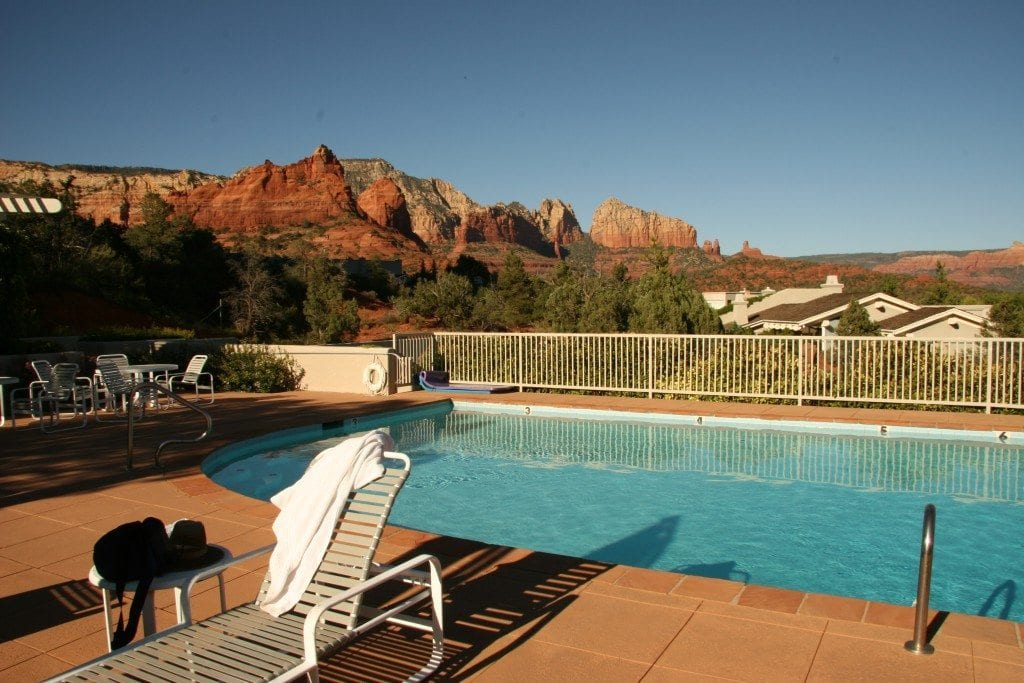 Sedona Pool homes for sale