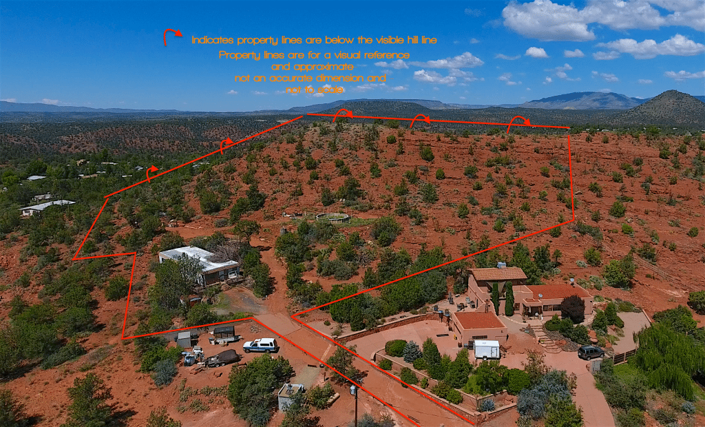31 Cascade Sedona AZ 86336 - Land for sale acreage
