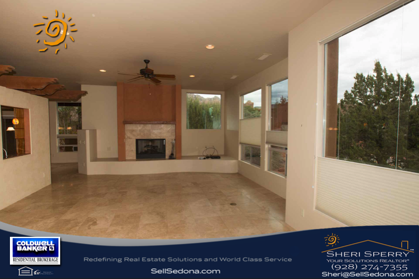 List you Sedona home with Coldwell Banker Sheri Sperry listing agent