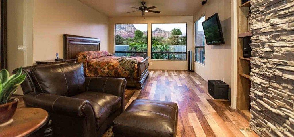 West Sedona home for sale - bedroom