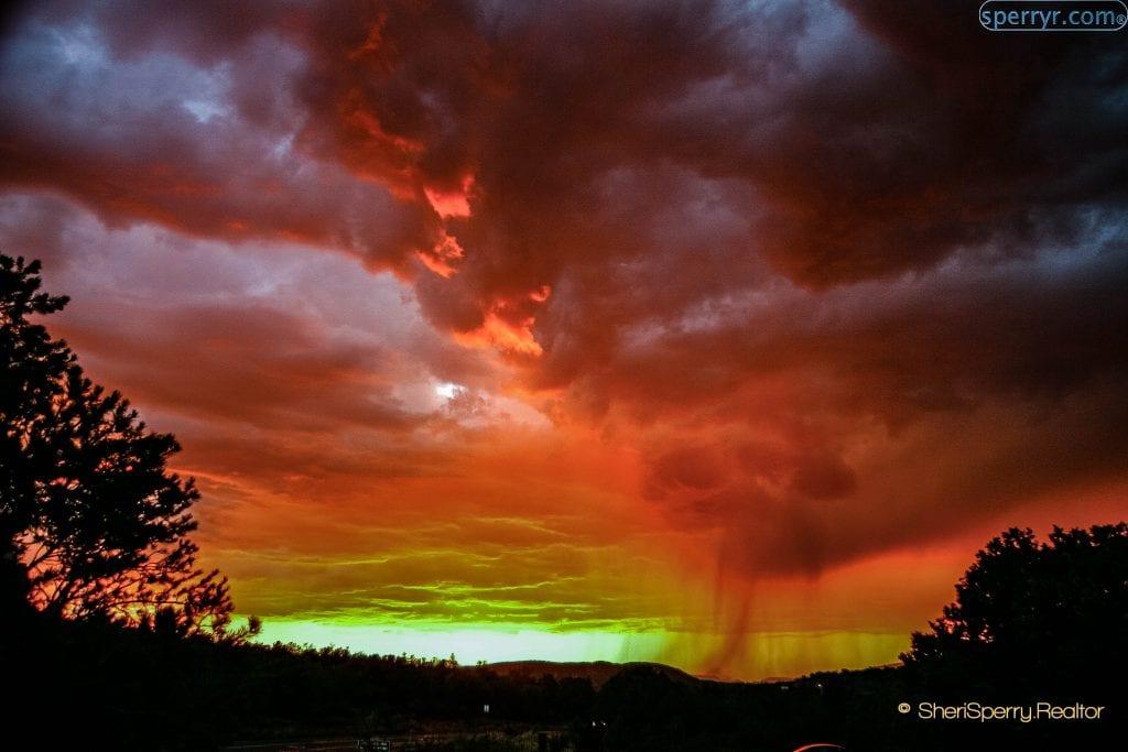 monsoon - West Sedona homes for sale