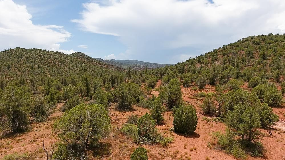 Sedona Homes with land or acreage