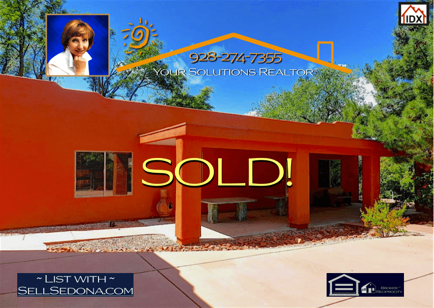 ReMax Sedona - West Sedona SOLD Sheri Sperry