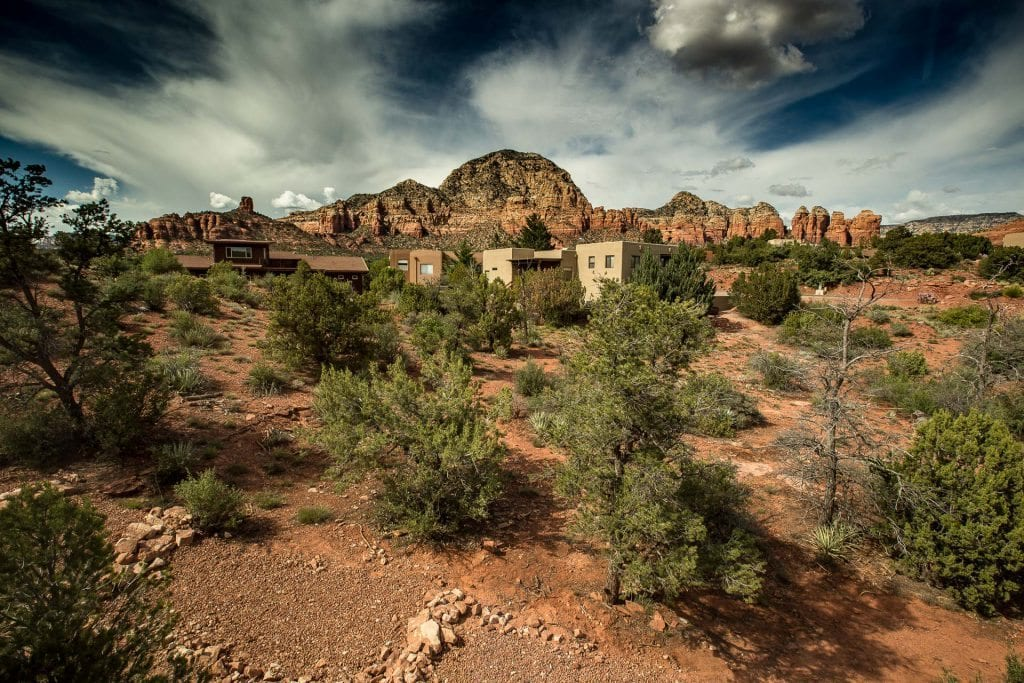 Western Hills homes for sale Crimson View Sedona land & Lot for sale