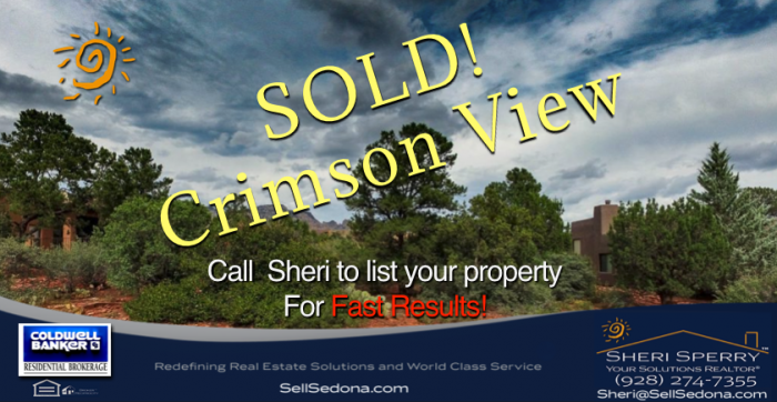 List your Sedona home with Top Coldwell Banker Listing Agent Sheri Sperry