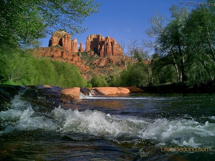 L'Auberge de Sedona ~ Summer Brunch on the Creek